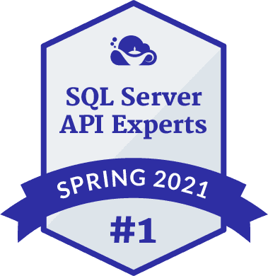 DreamFactory SQL Server Badge
